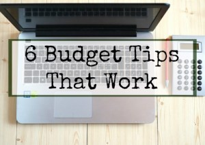budget tips run the money