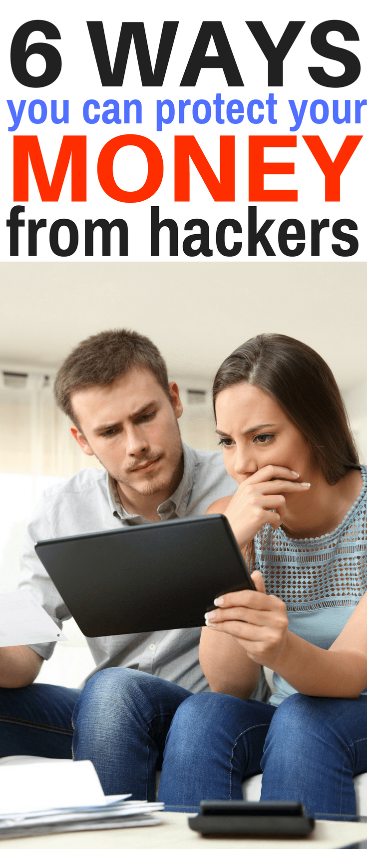 6 Ways You Can Protect Your Money From Hackers