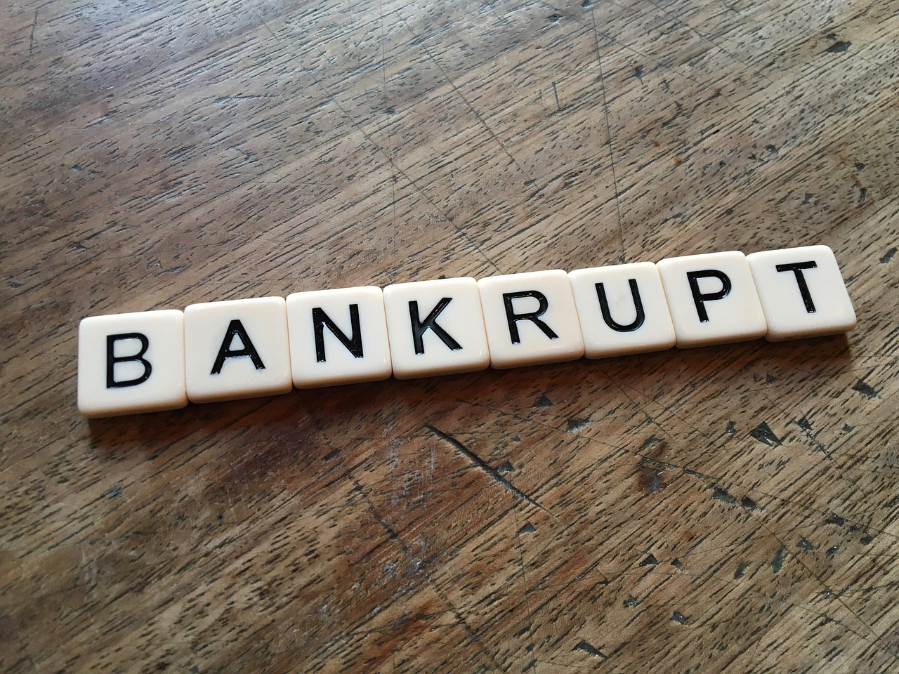 career paths affected by bankruptcy