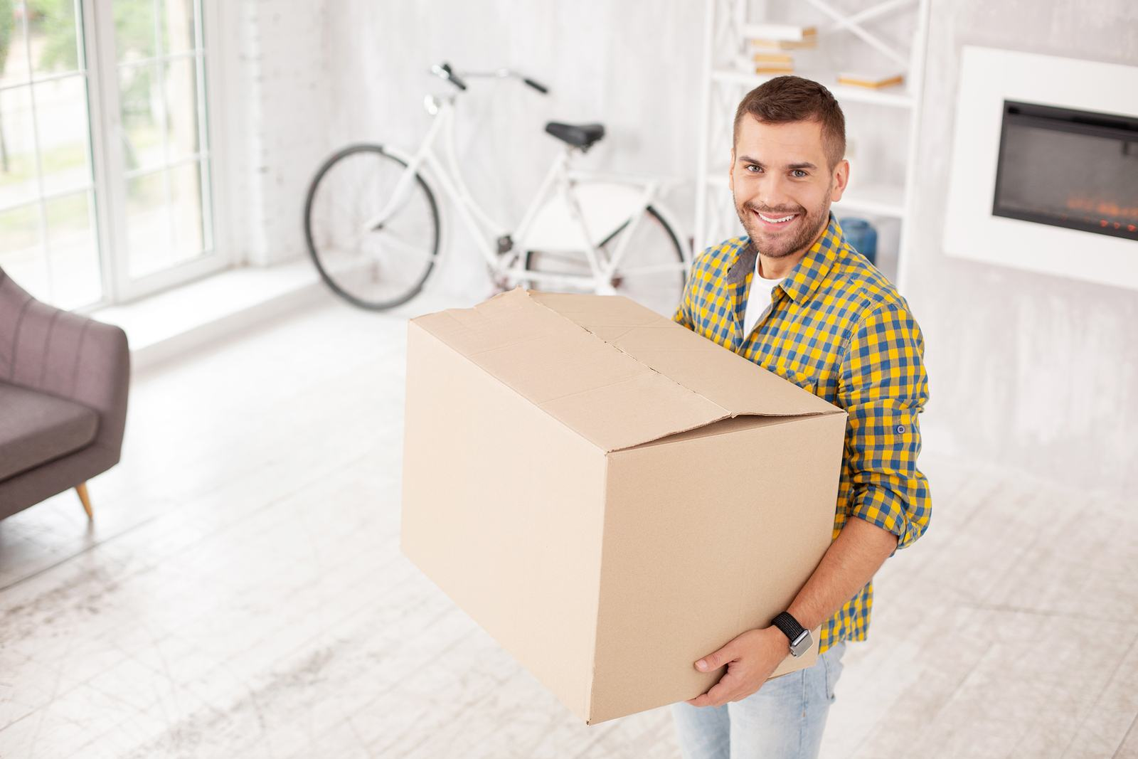 make money by moving out