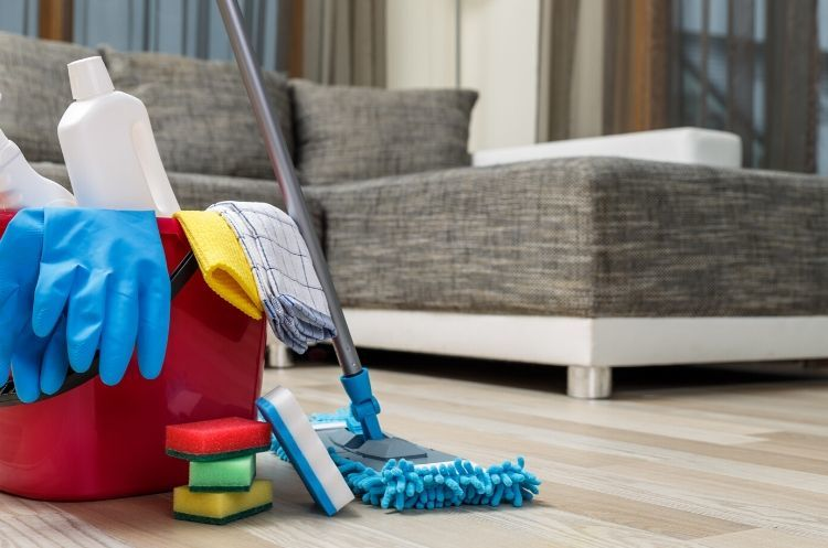 How to Keep Your Vacation Rental Property Clean