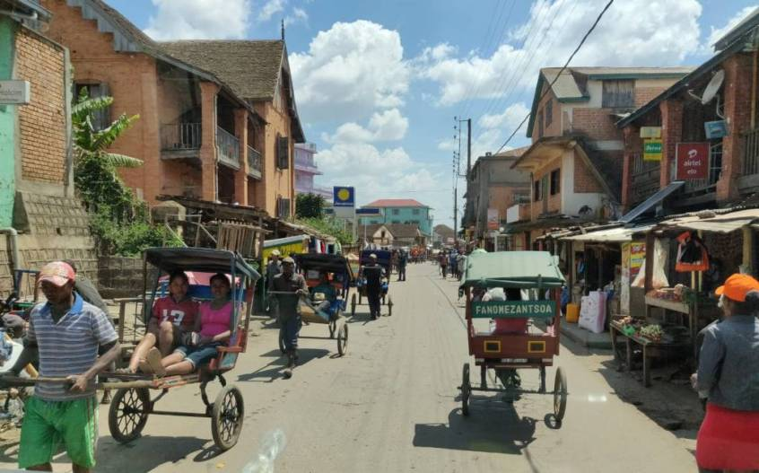 Town-madagascar