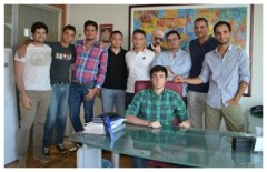 Il team di Egomnia