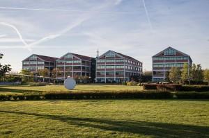 La sede BASF di Cesano Maderno