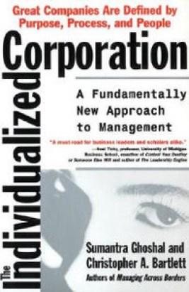 The individualized corporation - individualizzazione
