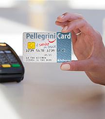 pellegrini card