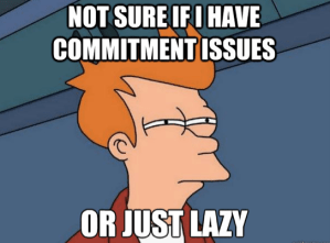 2014 My Word of the Year: Commitment