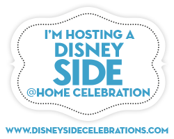 My DisneySide @Home Celebration – Let the Planning Commence