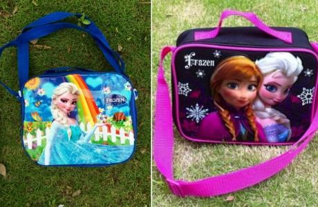 Frozen Lunch Bags $6.99