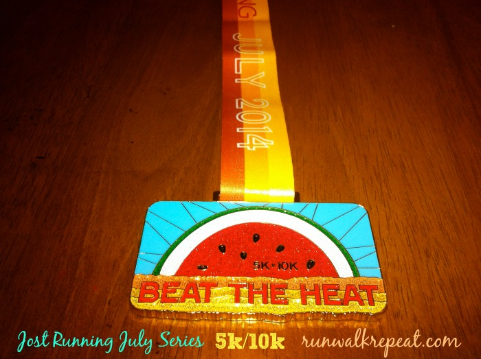 Jost Running July 5k 10k