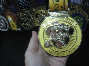 Medals Revealed for 2015 Walt Disney World Marathon Weekend
