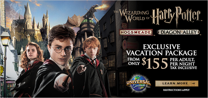 Harry Potter Universal Package
