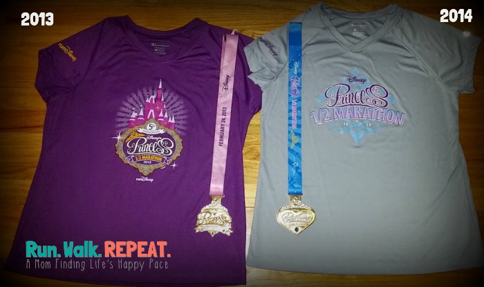 Princess Half Shirts 2013 2014