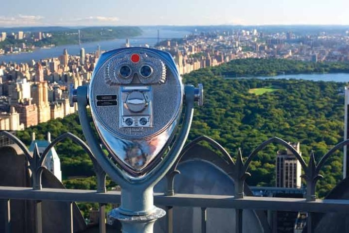 Photo Credit: CityPASS View from Top of the Rock