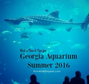 Georgia Aquarium Tips and What is New for Summer 2016