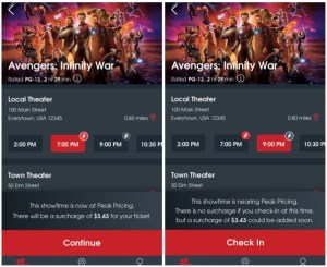 MoviePass Adds Peak Pricing to Base Plan with Other Changes Coming Ahead