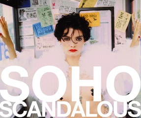 Soho Scandalous - artwork