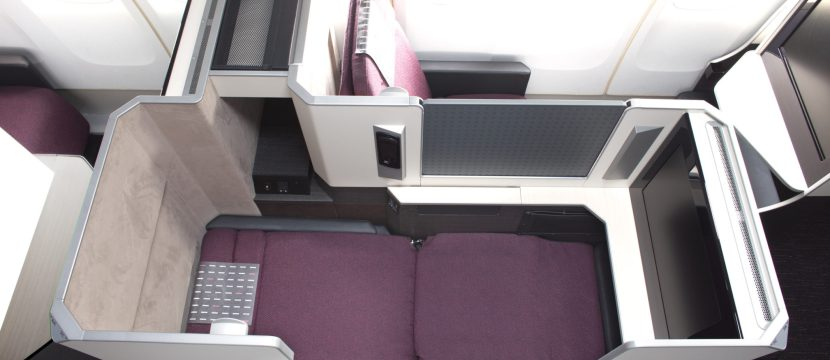 Japan Airlines new business class BE Apex