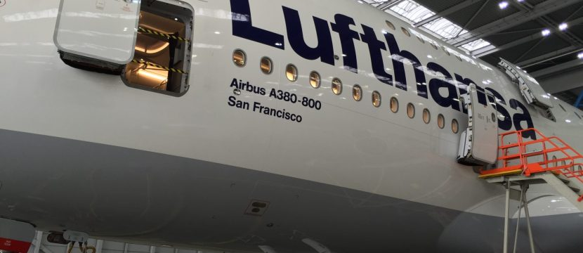 Lufthansa Technik is about more than just refitting