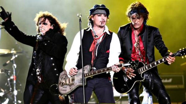 JOHNNY DEPP AND THE HOLLYWOOD VAMPIRES TOUR DATES - RUNWAY ...