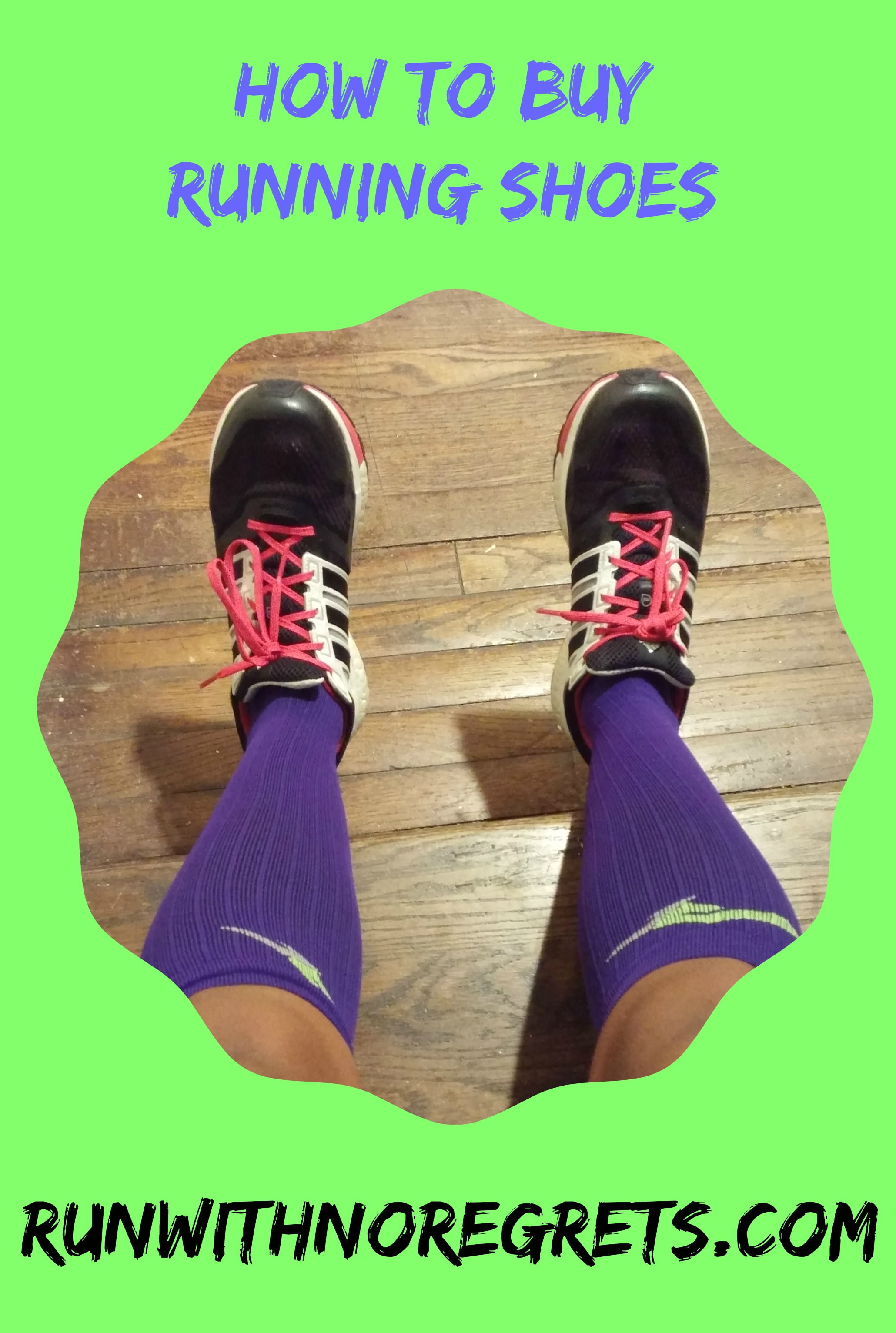 How to Buy Running Shoes Without Getting Overwhelmed | Run With No ...