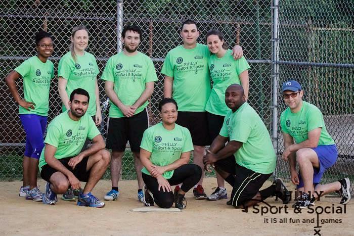 Spring Kickball Team