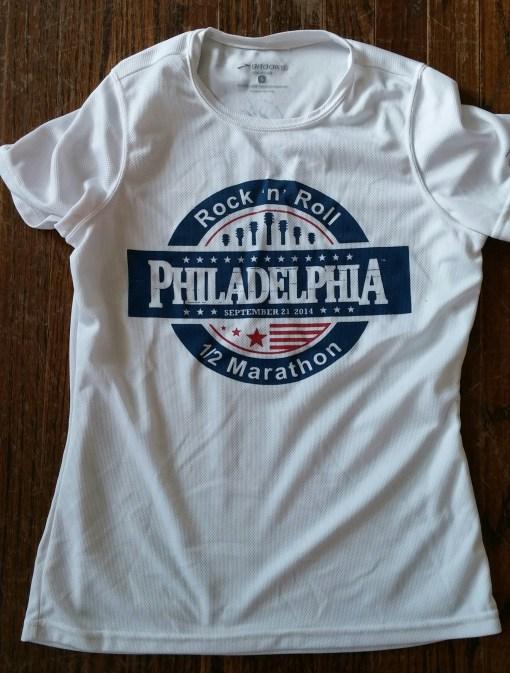 2014 Rock and Roll Philly Half Marathon