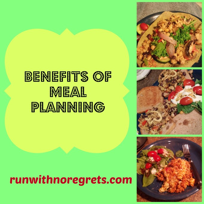 Benefits of Meal Planning