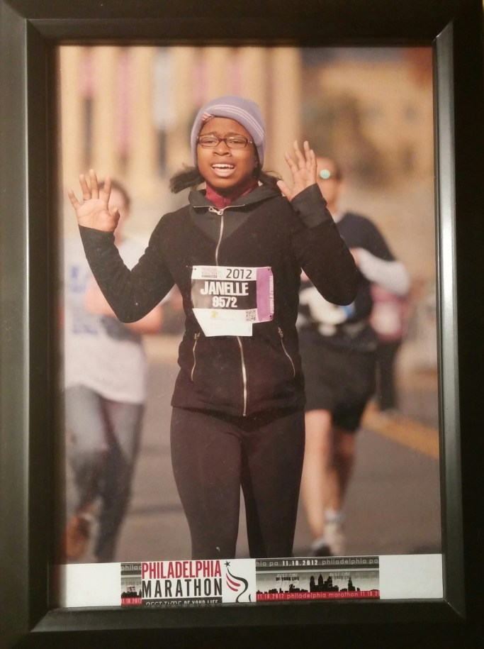 Philly Half Marathon 2012