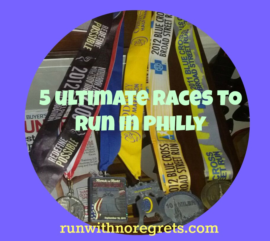 5 Ultimate Philly Races