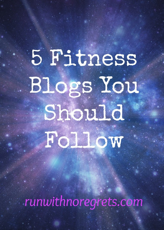 If you are working on getting in shape, look no further than these 5 fitness blogs that are an excelent resource and source of inspiration!