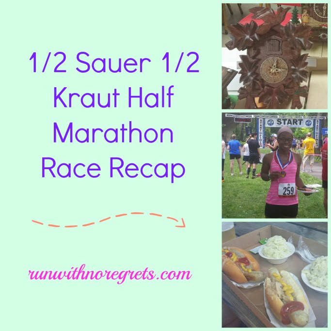 For the first time I ran the 1/2 Sauer 1/2 Kraut Half Marathon, an awesome trail race in Pennypack Park Philadelphia. Check out my recap!