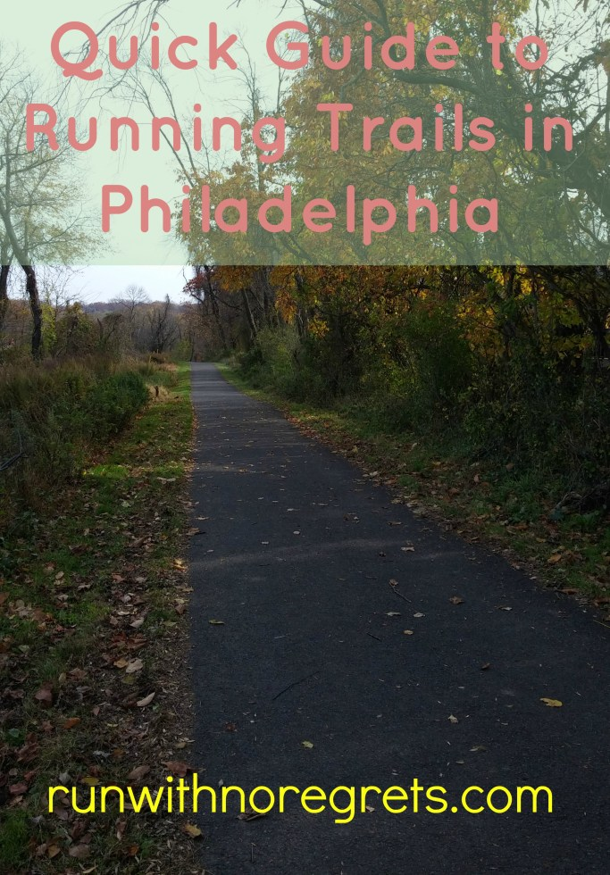 Philadelphia is one of the greatest running cities in the world! Check this quick guide to running trails in Philly!