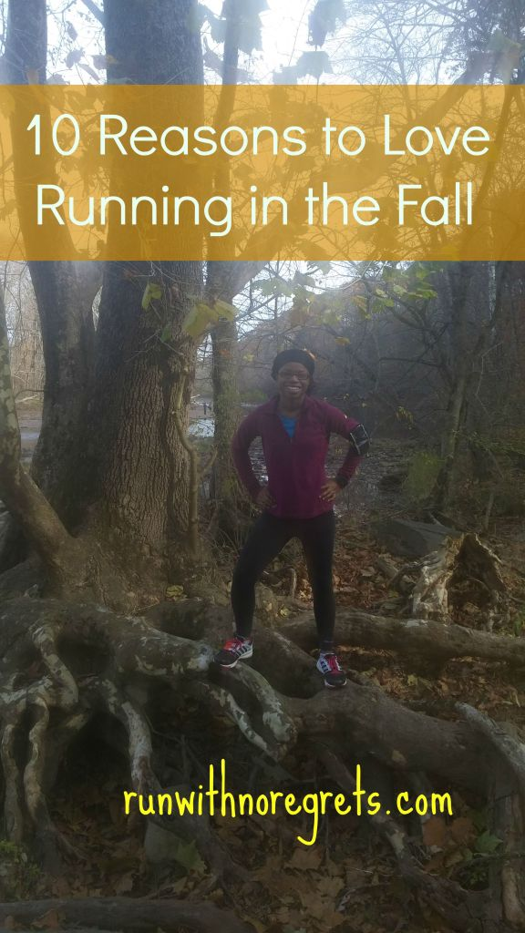 If you're a runner, you've been waiting for the fall for quite some time - and it's here! Check out 10 reasons why running in the fall is so great!