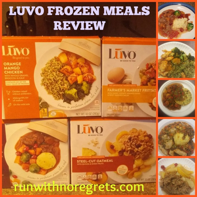 I had the opportunity to try several of Luvo's Frozen Meal products, and they are pretty darn good, easy to prepare and healthy! Check out this review!