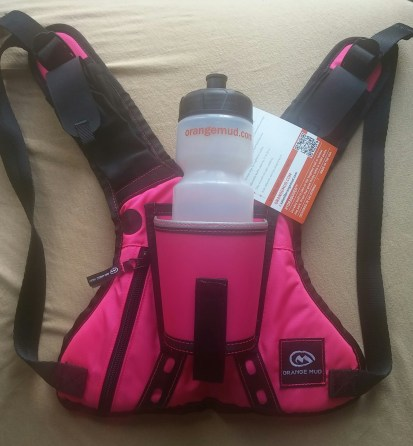 The Orange Mud Hydraquiver in pink!
