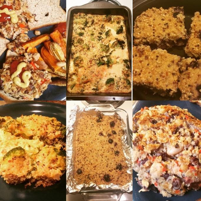 quinoa ingredient challenge