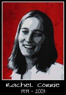 اليوم هو ذكري و فاة الناشطة ريتشل كوري 5