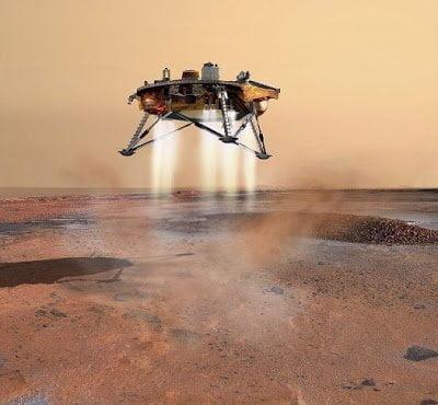 شارك في رحلة ذهاب بلا عودة الي المريخ!!