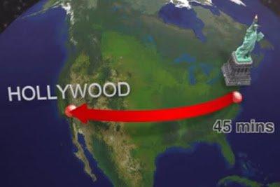 """قطار هايبرلوب """"Hyperloop """" أسرع 10 مرات من أسرع قطار في العالم ! 1"""