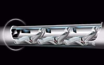 هايبر لوب hyperloop 2