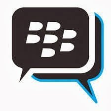 تطبيق بلاكبيري ماسنجر BBM  لهواتف أندرويد و iOS