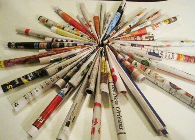 أفكار لإعادة التدوير 3 : بالصور أفكار رائعة لإعادة تدوير الورق في المنزل 26