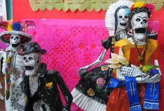 يوم الموتي : حينما يحتفل المكسيكيون بالموت ! 5