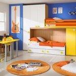 صور وأفكار جديدة لتصاميم غرف الأطفال 2