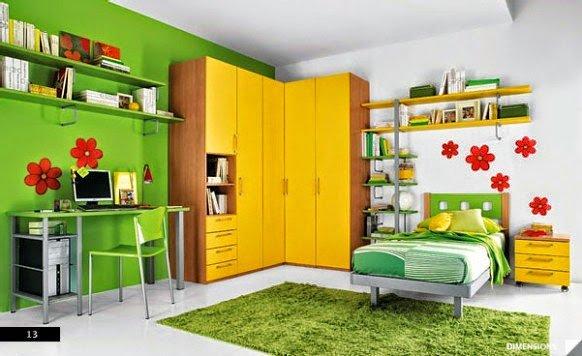 صور وأفكار لغرف نوم أطفال 3