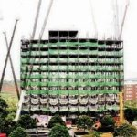 الطوب المخروطي بناء أقوى في زمن أقل 6