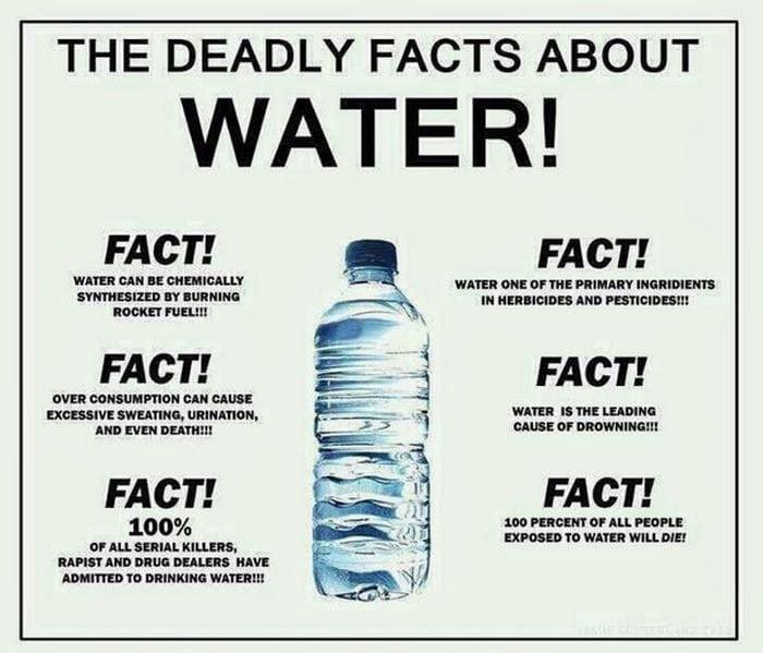 لماذا وقع المئات علي عريضة لحظر استخدام الماء ؟!