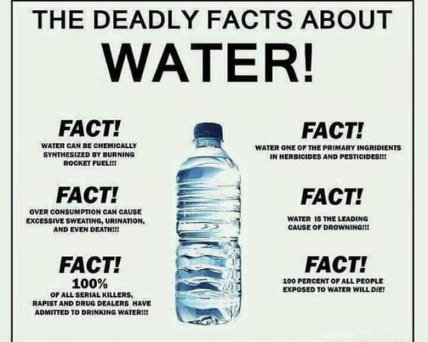 لماذا وقع المئات علي عريضة لحظر استخدام الماء ؟! 21