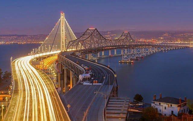 أهم جسور العالم : بالصور أطول و أعلي و أعرض جسور في العالم 2